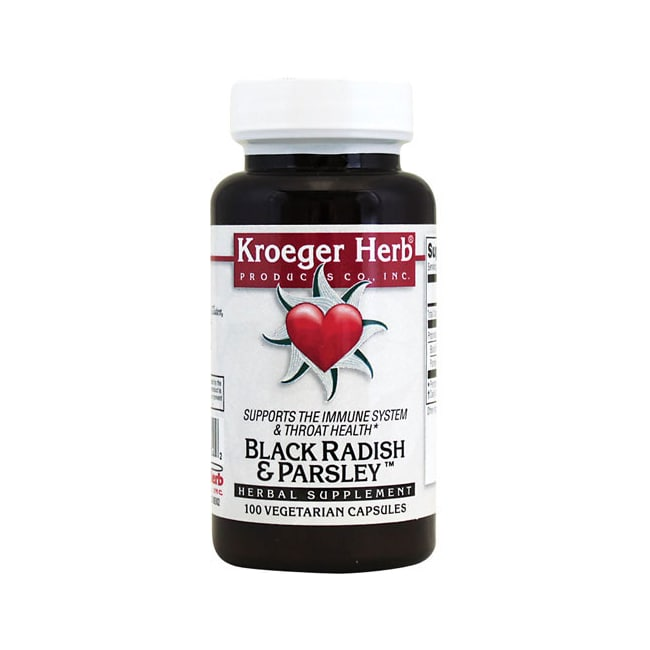 Kroeger Herb Black Radish and Parsley