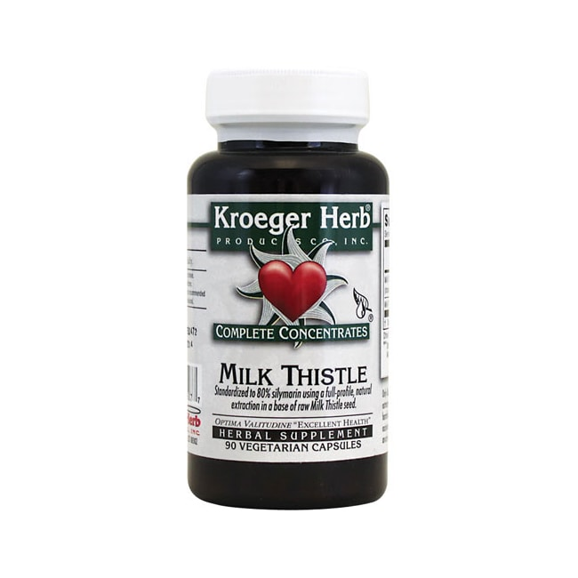Kroeger Herb Milk Thistle