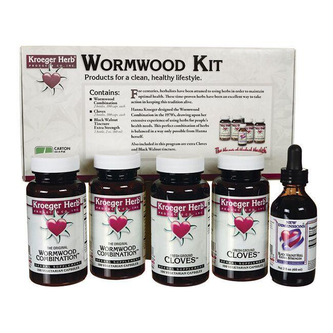 Kroeger HerbWormwood Kit