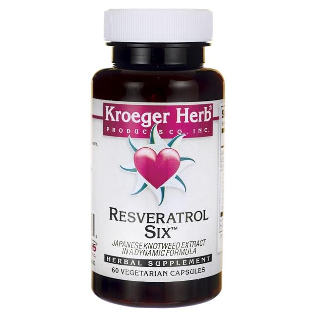 Kroeger Herb Resveratrol Six - Japanese Knotweed