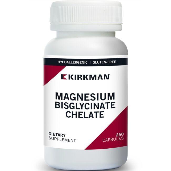 KirkmanMagnesium Bisglycinate Chelate Bio-Max Series