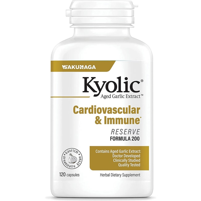 Kyolic Reserve Aged Garlic Extract