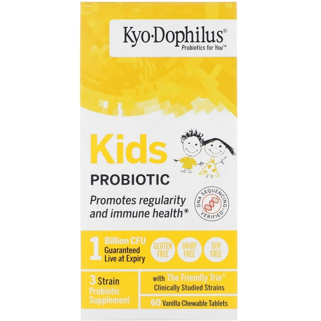 Kyolic Kid's Kyo-Dophilus One Per Day - Vanilla