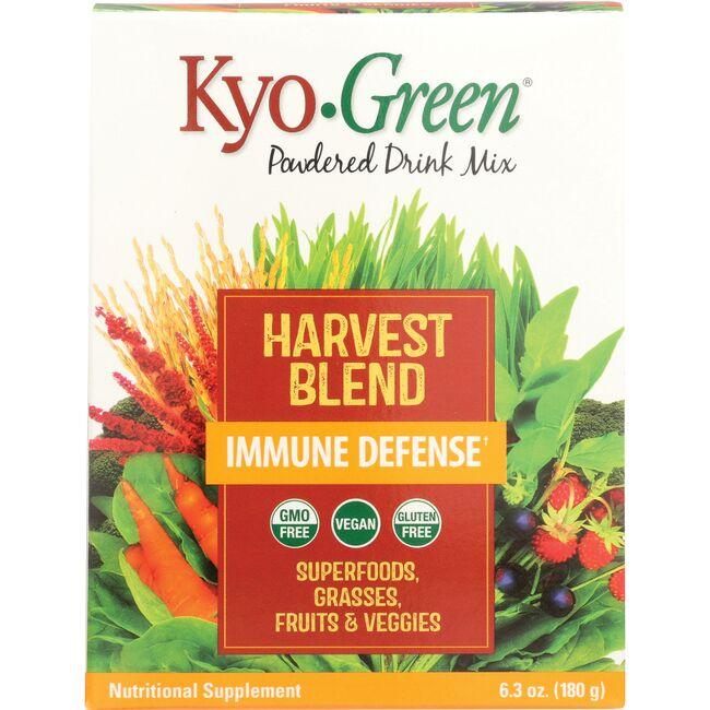 Kyo green harvest blend