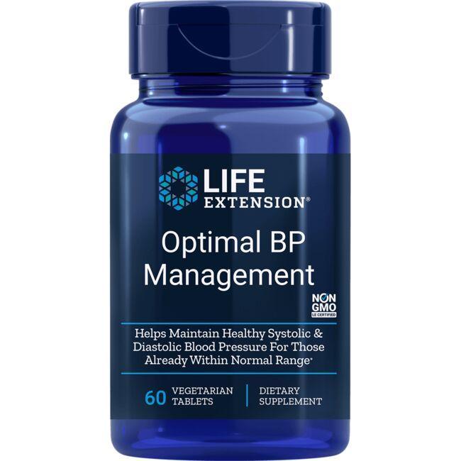 Life ExtensionNatural BP Management