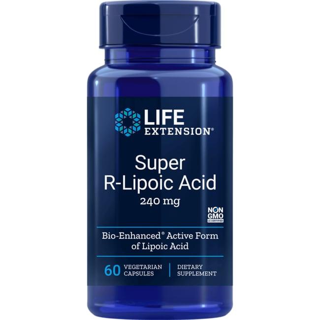 Life ExtensionSuper R-Lipoic Acid