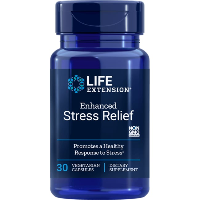 Life ExtensionNatural Stress Relief
