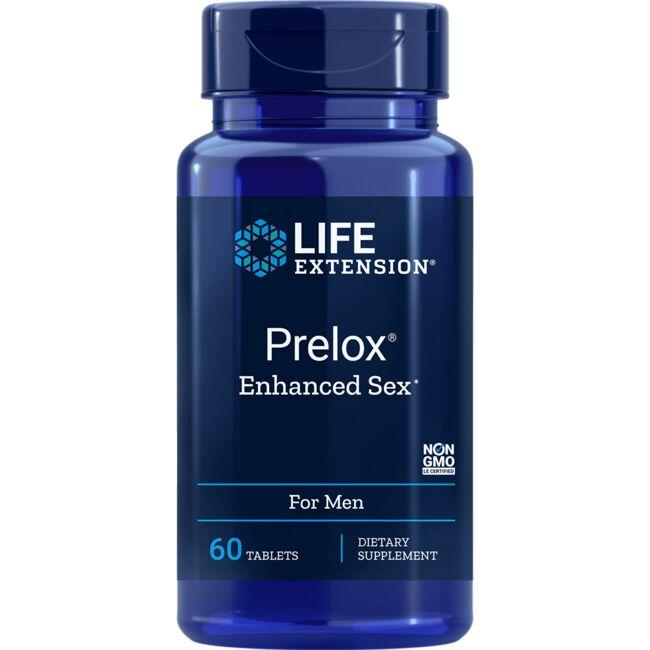 Life ExtensionPrelox Natural Sex for Men