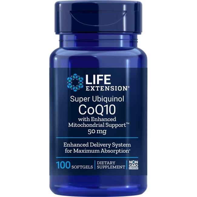 Life ExtensionSuper Ubiquinol CoQ10