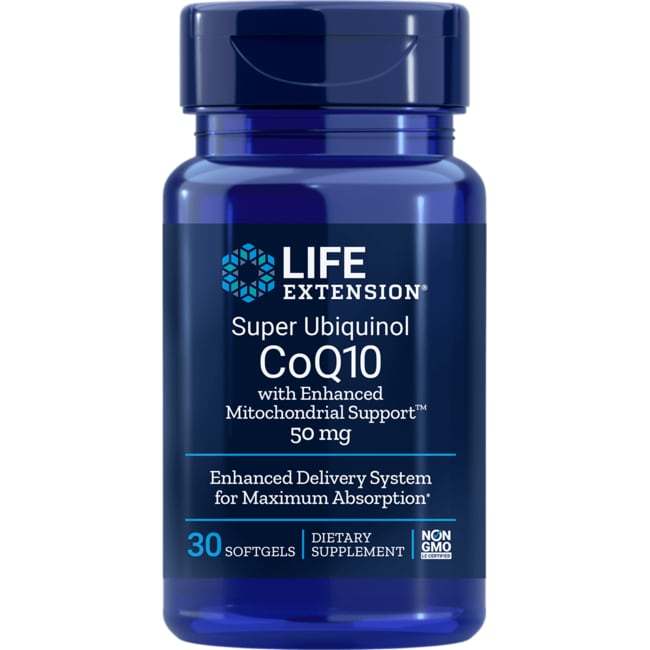 Life Extension Super Ubiquinol CoQ10