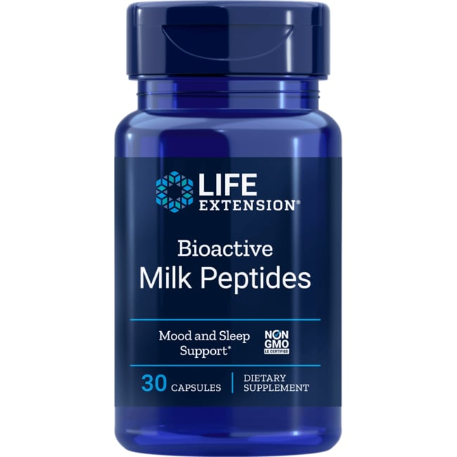 Life ExtensionBioactive Milk Peptides