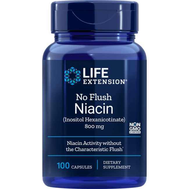 Life Extension No Flush Niacin