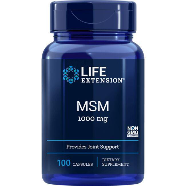 Life Extension MSM