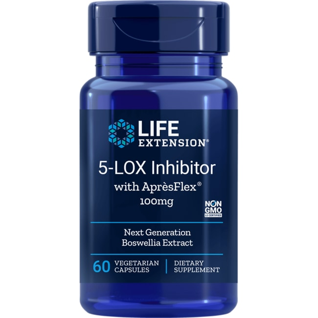 Life Extension 5-LOX Inhibitor with ApresFlex