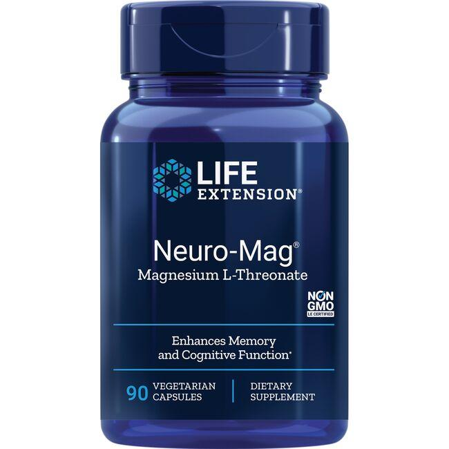 Life Extension Neuro-Mag Magnesium L-Threonate