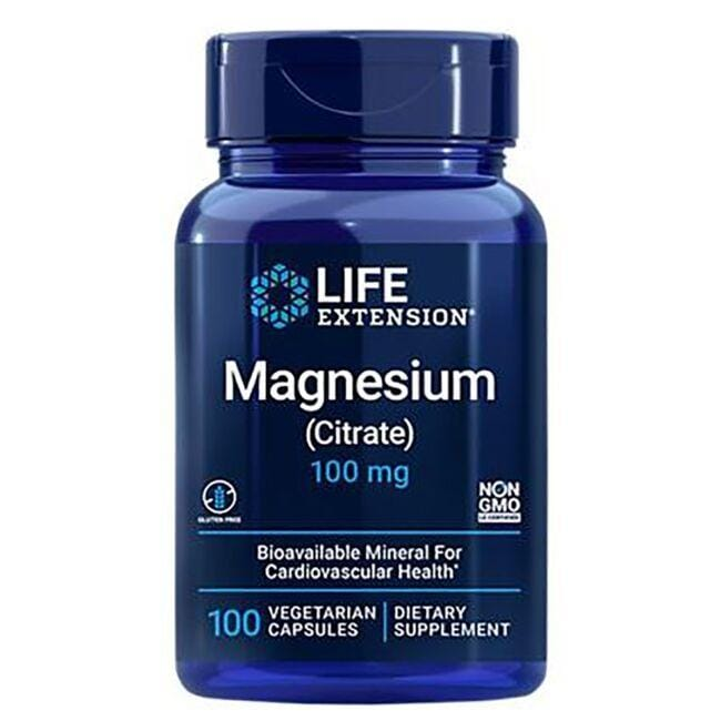 Life Extension Magnesium (Citrate)