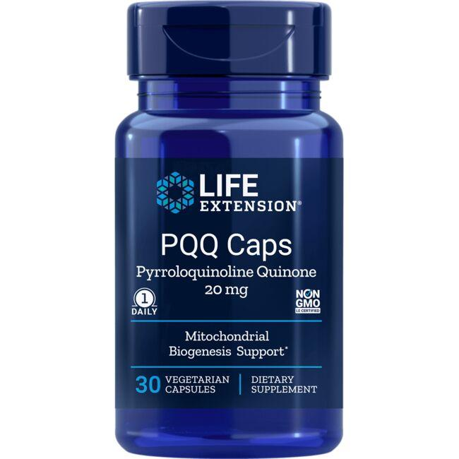 Life ExtensionPQQ Caps