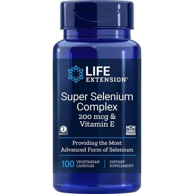 Life ExtensionSuper Selenium Complex