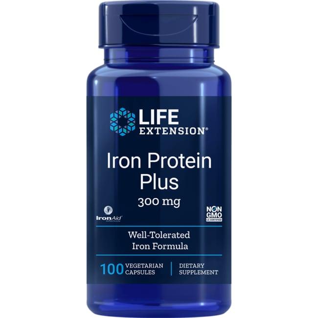 Life ExtensionIron Protein Plus