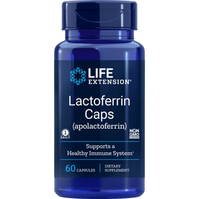 Life ExtensionLactoferrin Caps