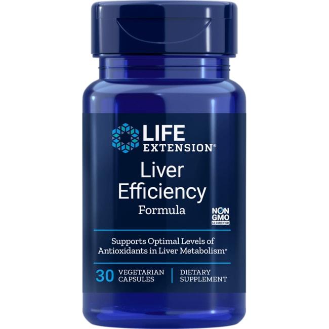 Life ExtensionLiver Efficiency Formula