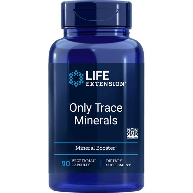 Life Extension Only Trace Minerals