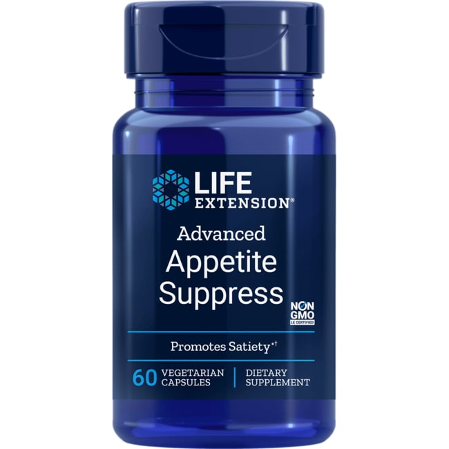 Life ExtensionAdvanced Natural Appetite Suppress