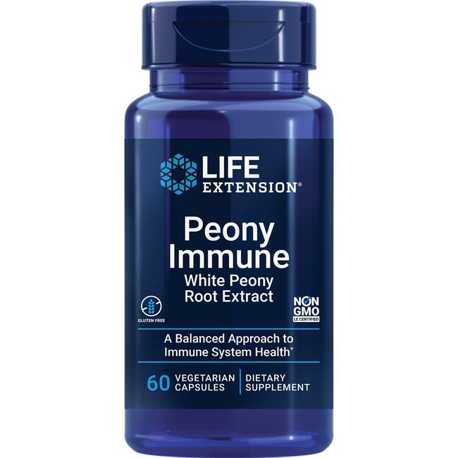 Life ExtensionPeony Immune