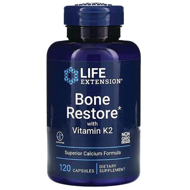 Life ExtensionBone Restore with Vitamin K2