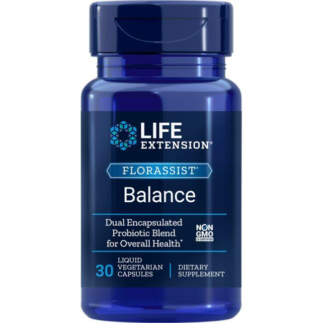 Life Extension FlorAssist Balance