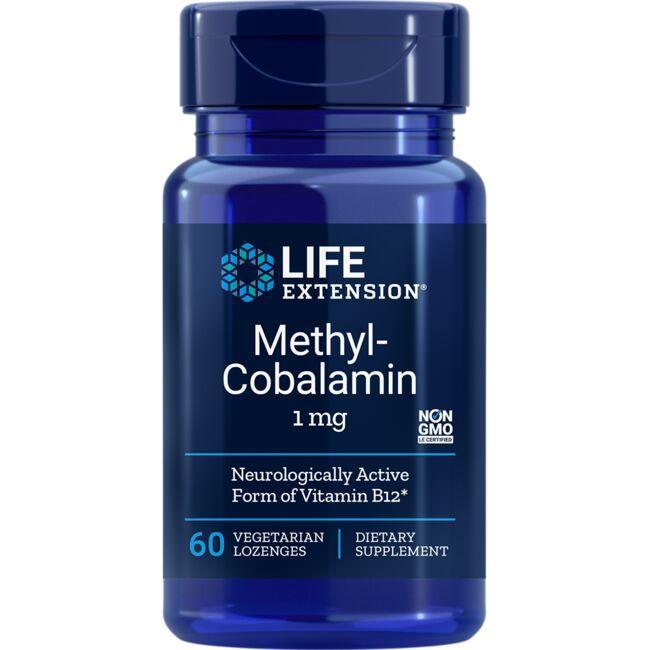 Life ExtensionMethyl-Cobalamin