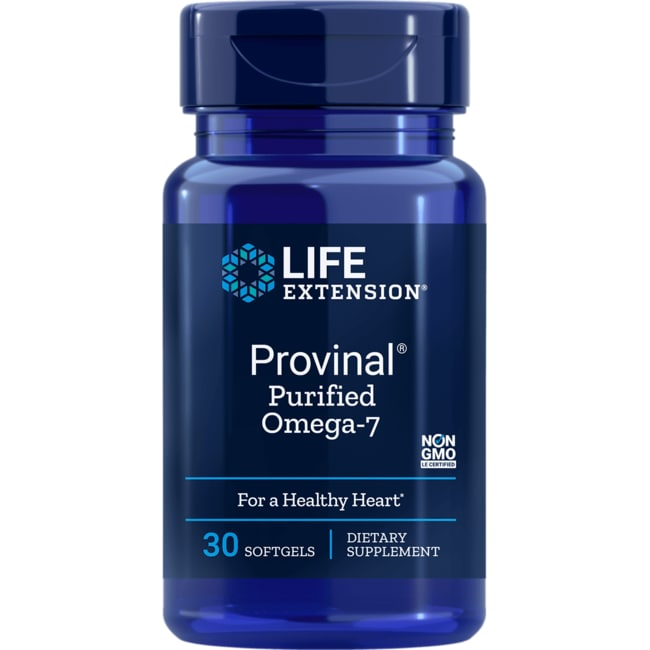 Life ExtensionProvinal Purified Omega-7