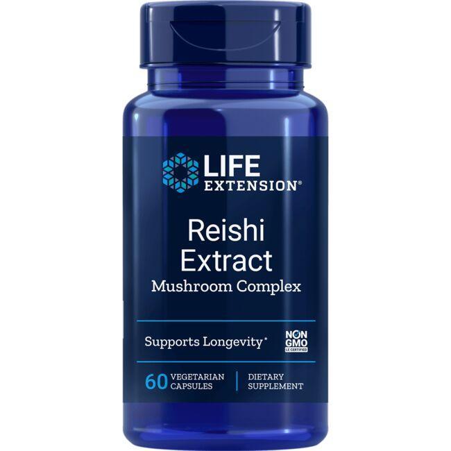 Life ExtensionReishi Extract