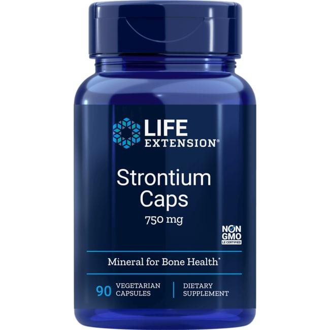 Life ExtensionStrontium Caps