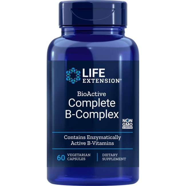 Life ExtensionBioActive Complete B-Complex