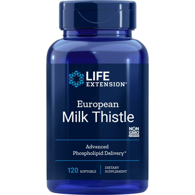Life Extension European Milk Thistle
