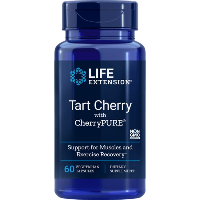 Life ExtensionTart Cherry with CherryPURE