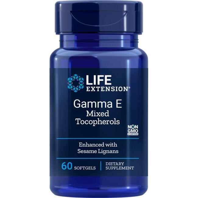 Life ExtensionGamma E Mixed Tocopherols