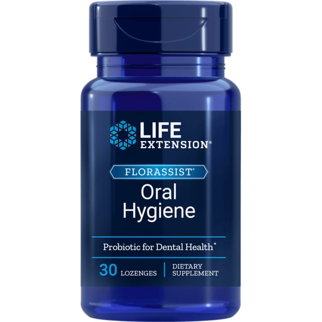 Life ExtensionFlorassist Oral Hygiene