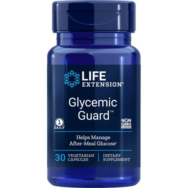 Life Extension Glycemic Guard