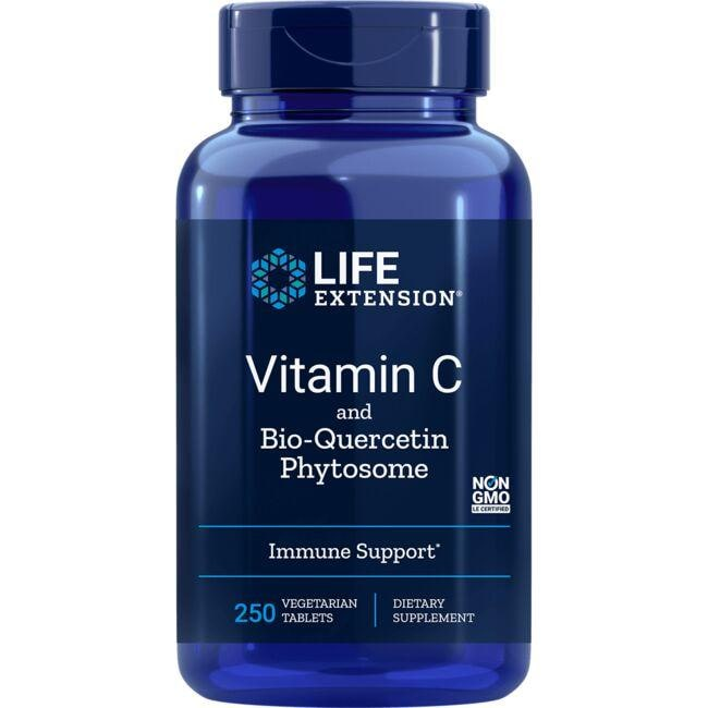 Life Extension Vitamin C and Bio-Quercetin Phytosome