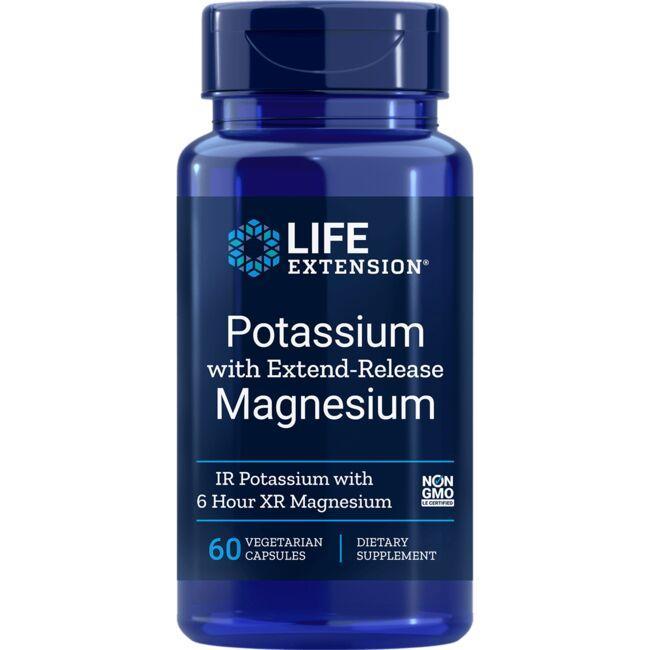Life ExtensionPotassium with Extend-Release Magnesium
