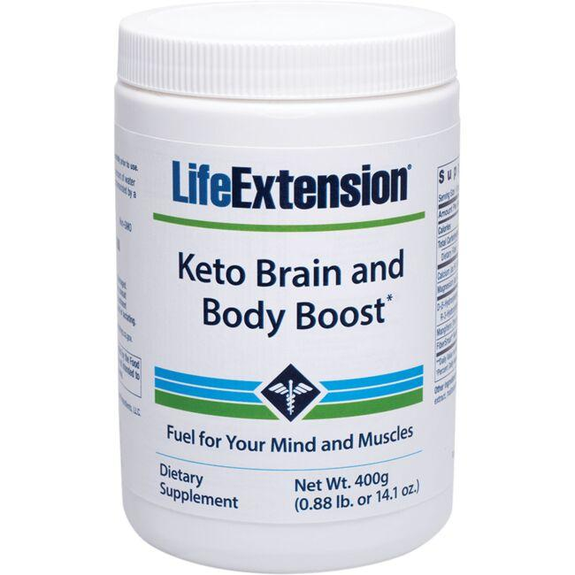 Life Extension Keto Brain and Body Boost