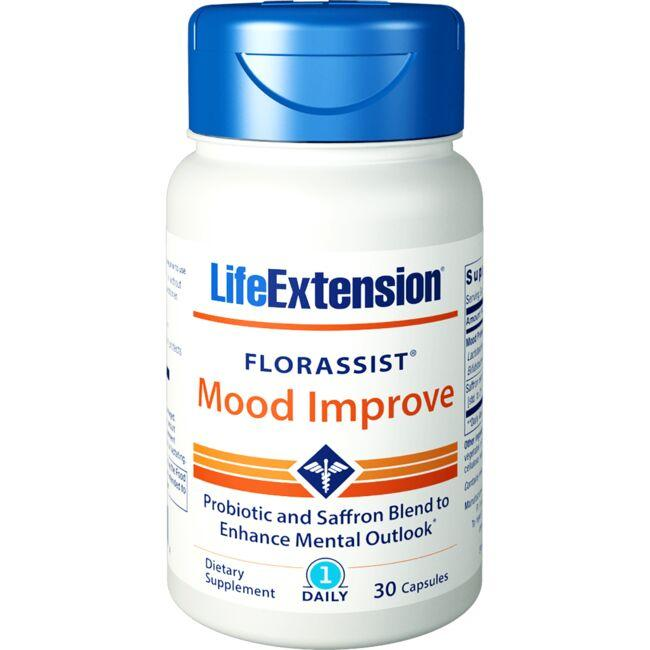 Life Extension FLORASSIST Mood Improve