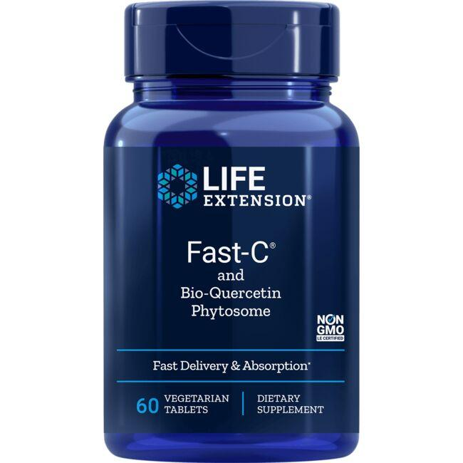 Life Extension Fast-C and Bio-Quercetin Phytosome