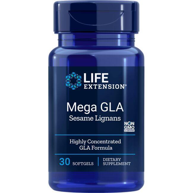 Life ExtensionMega GLA with Sesame Lignans