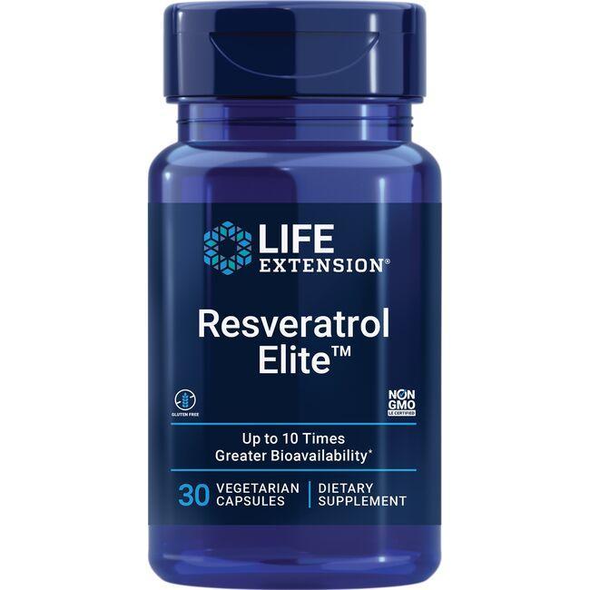 Life ExtensionResveratrol