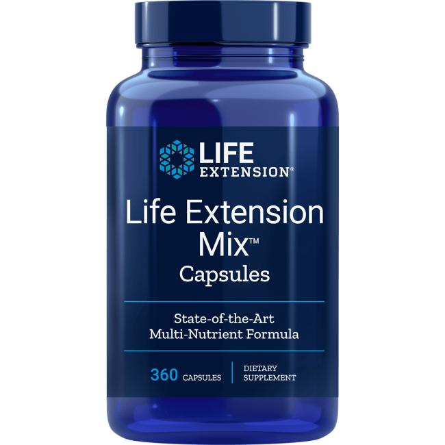 Life Extension Life Extension Mix Capsules