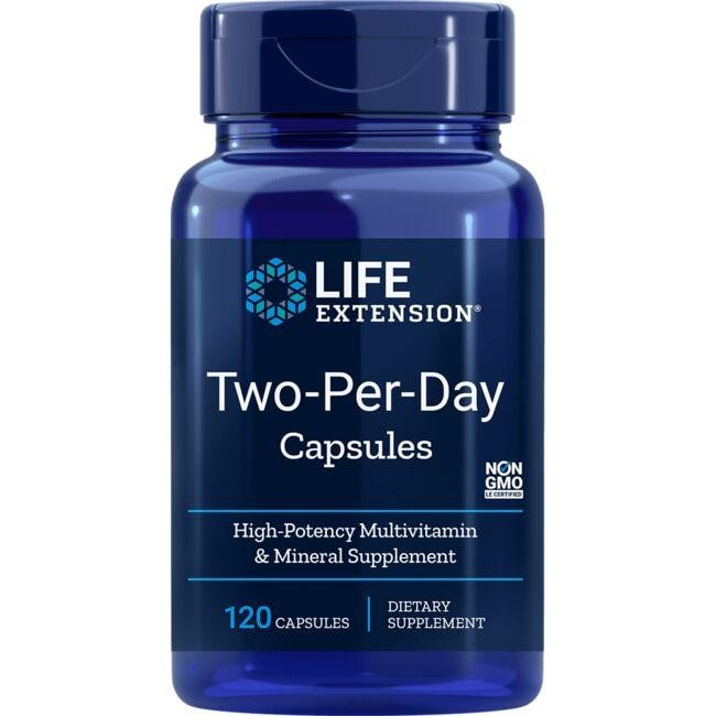 Life ExtensionTwo-Per-Day Capsules