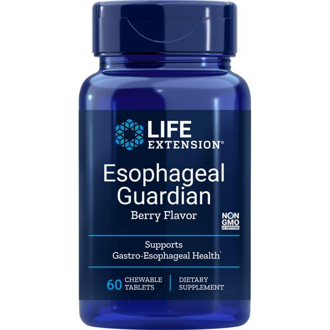Life Extension Esophageal Guardian - Berry